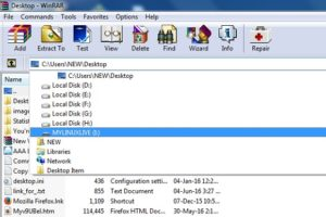 winrar-software-view